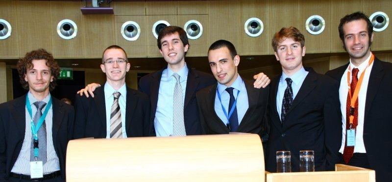 PARTICIPATING TEAMS FOR THE SEMI-FINALS 2009 Austria University of Vienna Law