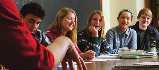 Sophomore Conversation Program: The Science Conversation Designed for students in the sophomore year, the threecourse Science Conversation Science Con brings together students and faculty with a