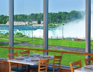 NIAGARA FALLS DINNER & TOUR Discover the Wonder of Niagara Niagara Falls is the collective name for three waterfalls the Horseshoe Falls, the Bridal Veil Falls and the American Falls that overlap the