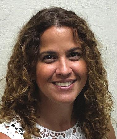 Ivette Cruzado is an associate professor in the Civil Engineering and Surveying Department of the University of Puerto at Mayagüez (UPRM).