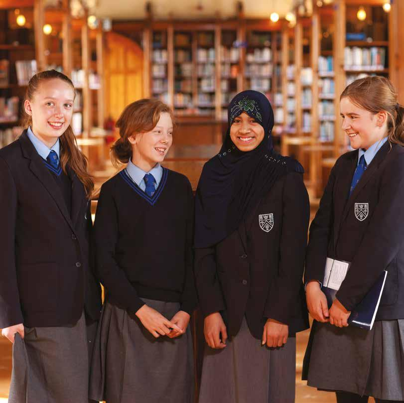 CELEBRATING 25 YEARS OF GIRLS AT CLIFTON To celebrate 25 years of girls at Clifton, the Clifton College Development Trust has set up a special fund to support seven Scholarships for girl pupils.