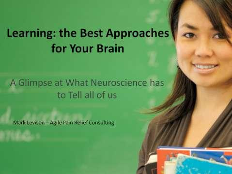 File #6883458 for photo -------- I got interested in Neuroscience and its applications to learning when I read Norman Doidge s book The Brain that Changes itself.