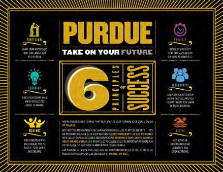 13 Gallup-Purdue Index Gallup-Purdue Index It s been about two years since Purdue initiated its collaboration with Gallup and the Lumina Foundation on research to better understand the most important