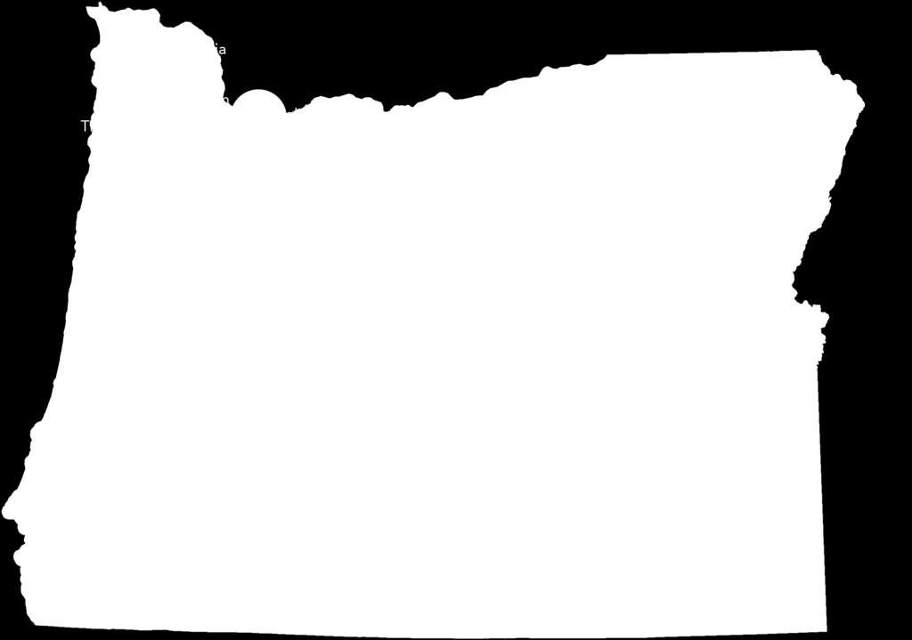 The detailed line-by-line expenditures provided by Oregon Tech allowed for a highly accurate estimate because each item purchased has a measurable effect on the local and state economies. FIGURE 4.