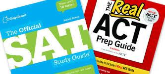 SAT & ACT PREP Evening classes at GBS - open to all Juniors! Both tests are accepted by all colleges. You may sign up for SAT Prep, ACT Prep, or both. SAT PREP Begins Mon. Jan.