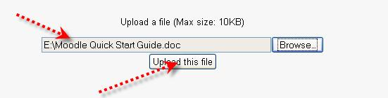 You may delete the submission by clicking the X next to the file link.