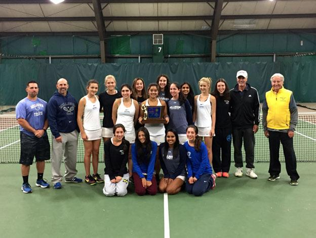 2016 NJSIAA GIRL S TENNIS CHAMPIONS Tennis Girls