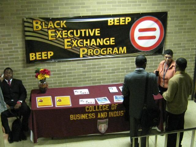 BEEP. it s not just for Business Students but for the Business Minded College of Business and Industry Charles H. Showell, Jr., Ph.D.