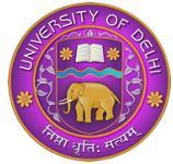 Dr. M.MADHUSUDHAN Department of Library and Information Science University of Delhi Title Dr.