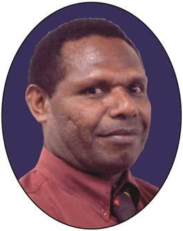 4 Speaker Speaker Profiles William Bandi Principal Institute of Christian Education, Lae & SCEE Coordinator - PNG Northern Regions William is himself an A.C.E. graduate with over 20 years of A.C.E. Staff experience.
