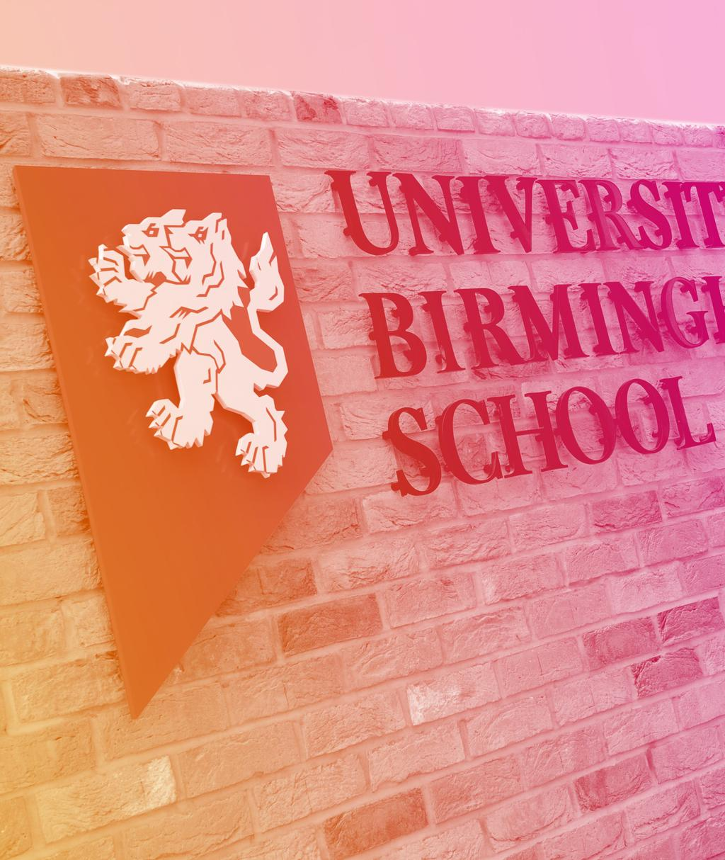 University of Birmingham School Sixth