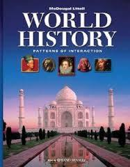 World History Challenging broad survey course beginning with the study of early civilizations up to
