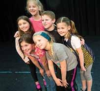 Middle School Improv (11+) 11-12 $215 CTA Theater Company** 7-8 pm $215 **Class with have both a Fall semester and a Spring semester performance Dance The Center s dance