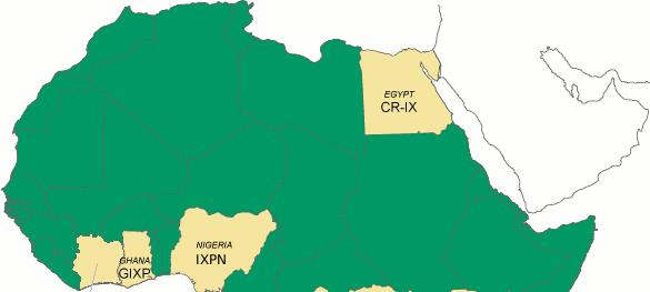 African IXP Development Initiative 4 complementary