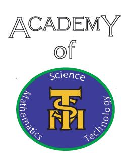 The Signature Program THE ACADEMY OF MATHEMATICS, TECHNOLOGY, AND SCIENCE The Academy of Mathematics, Technology, and Science at Winston Churchill High School provides all students with the