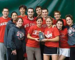 Tennis on College Campus Program Provides Opportunities for Students to Play Tennis, Make Friends and Have Fun Tennis on College Campus Program The United States Tennis Association (USTA),