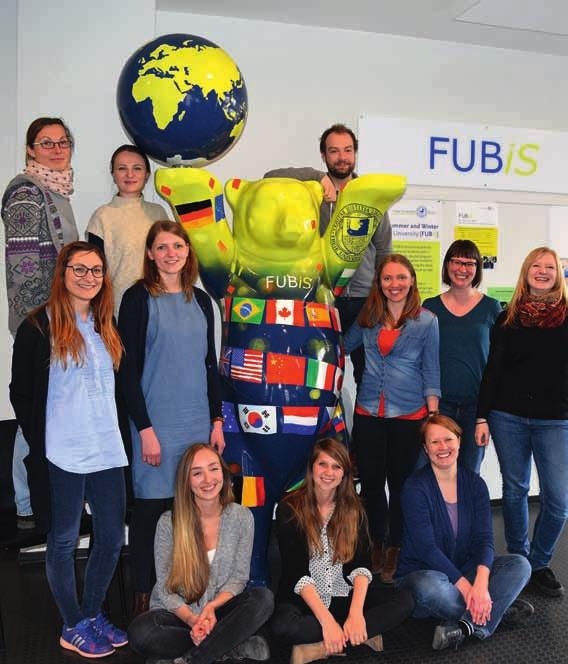 20 Special: 15 Universities present their Range of Courses Freie Universität International Summer and Winter University (FUBiS) FUBiS is an intensive programme of the highest academic quality.