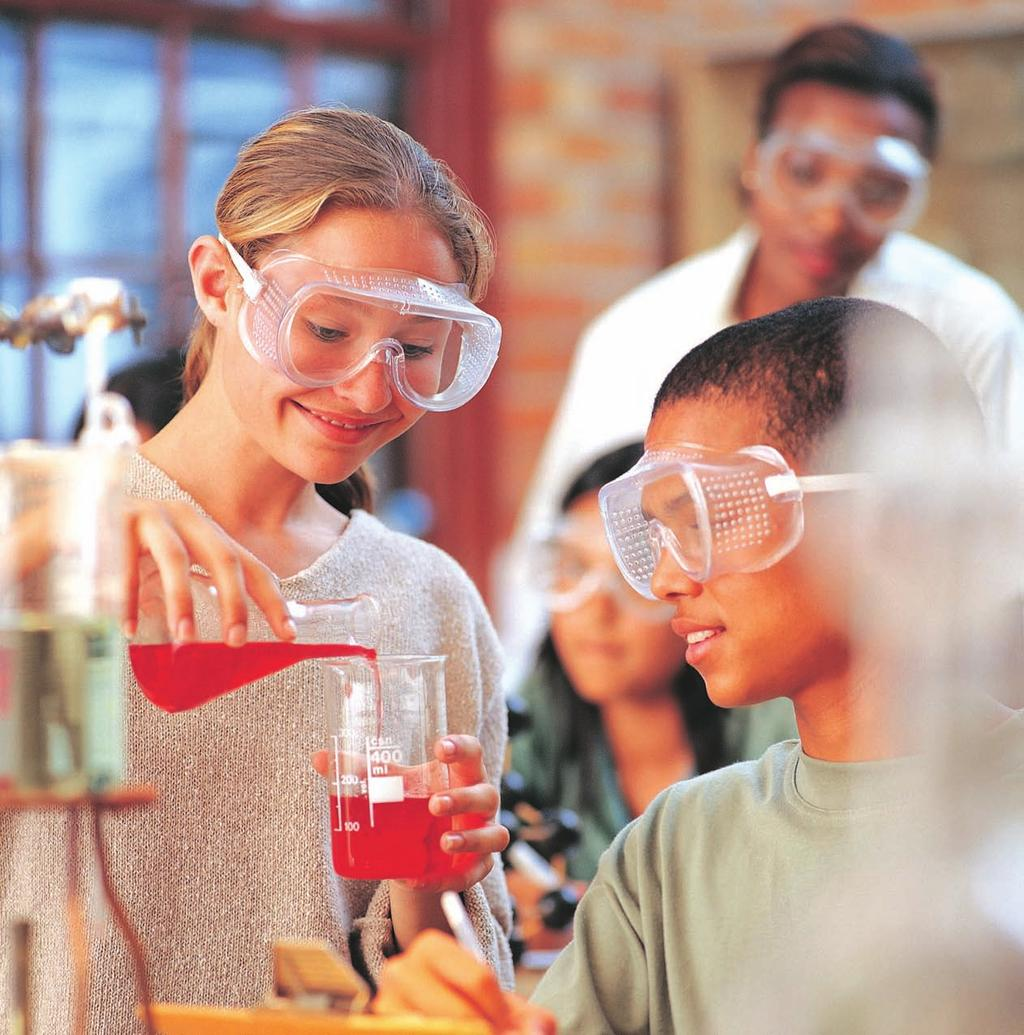 Cambridge IGCSE Science syllabuses help students gain knowledge and understanding of the subject, learn