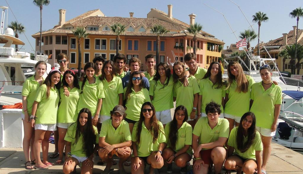 Sotogrande Camps Staff Academy is the only Official Course in