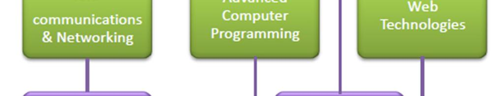 A brief description for the Computer Programming course is: Students acquire knowledge of structured programming techniques and concepts appropriate to developing executable