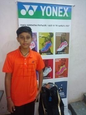VIIIG Gold Ajit Kumar XI D Silver Monty Singh XI A Gold Mohit Singh XI D Gold Bhupender Singh XII B Gold Our little champ SanskarSaraswat,VI A reached up to quarter final in Under-13 boys singles of