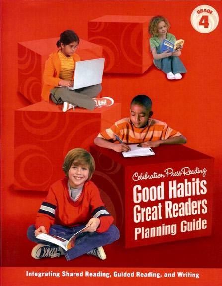 Planning Guide The Planning Guide provides teachers with specific guidance on how to integrate all three Good Habits, Great Readers programs into their day-to-day instructional routine.