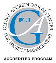 Bachelor of Science (BS) in Business with a specialization in Project Management The Project Management Institute (PMI ) Global Accreditation Center (GAC) has accredited Capella s BS in IT, BS in