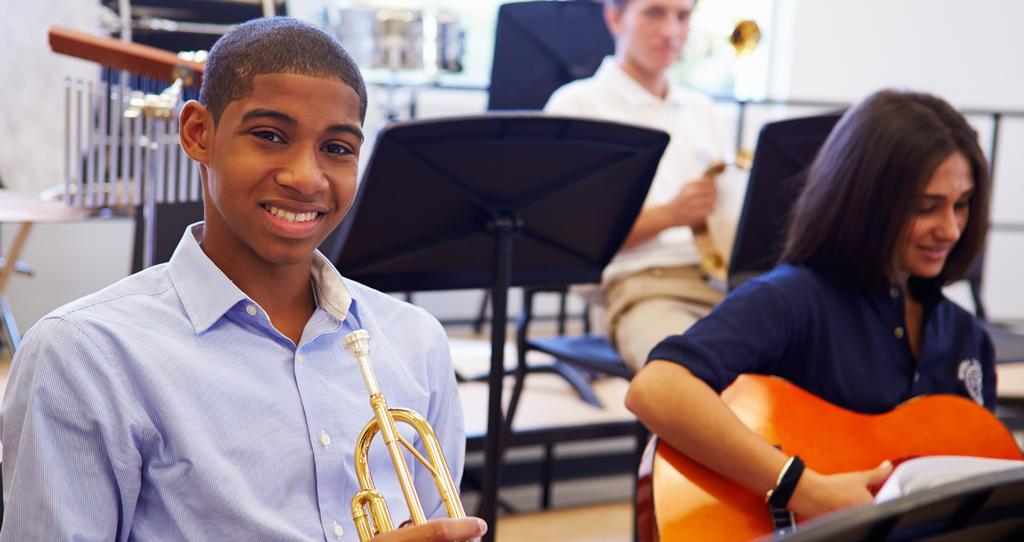 Performing Arts MUSIC All courses are yearlong and fulfill the Middle school fine arts requirement.