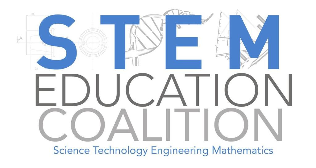 The central mission of the STEM Education Coalition is to inform federal and state policymakers on the critical role that STEM education plays in U.S. competitiveness and future economic prosperity and to advocate for policies that will improve STEM education at every level.