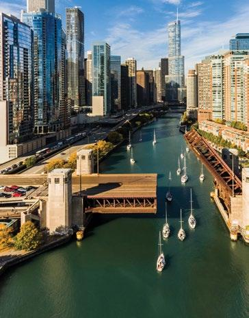 2 WEEKS IN THE USA OR CHINA SHANGHAI: 1 14 JULY 2018 CHICAGO: 9 21 JULY 2018 Opt for a truly international experience in the US city of Chicago or the Chinese economic powerhouse of Shanghai.