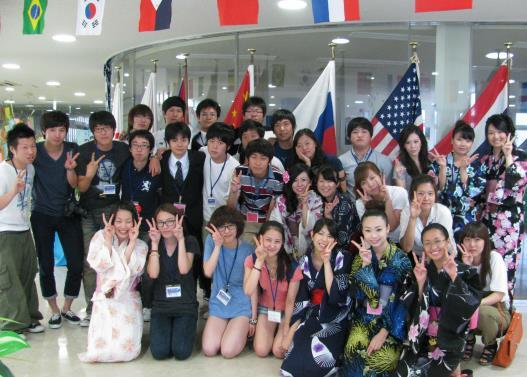 Students are classified according to their Japanese language proficiency; therefore, school sometimes asks students to transfer to another course.