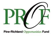 foundation highlights Pine-Richland Opportunities Fund Strives to Build Partnerships The Pine-Richland Opportunities Fund (PROF) is busy forming partnerships and re-organizing.
