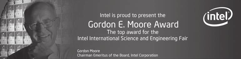Gordon E. Moore co-founded Intel Corporation in 1968, serving as president and CEO as well as Chairman of the Board before his retirement in 1997.