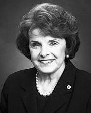 State of California Dianne Feinstein U.