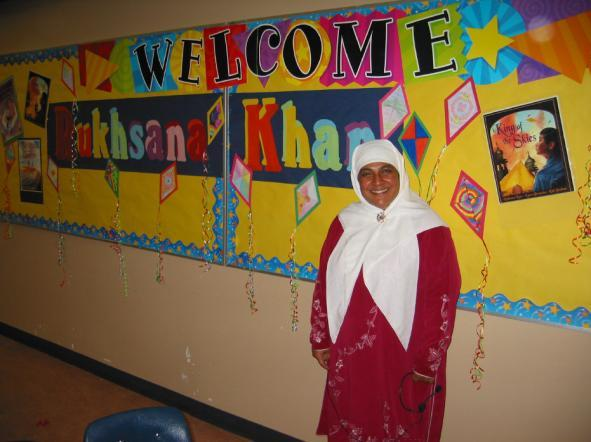 com Rukhsana was born in Lahore, Pakistan and immigrated to Canada, with her family, at the age of three.