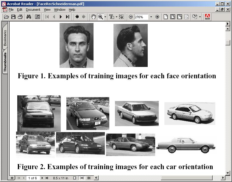 Object detection (Prof. H.