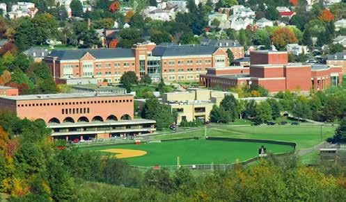 FROSTBURG S NATIONAL RANKINGS Frostburg has been recognized for its successful outcomes by several national organizations: z LendEDU ranked Frostburg #1 among University System of Maryland schools