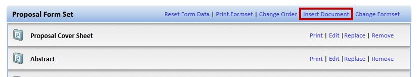 b. The Replace Form screen appears (see Figure 57). Figure 57 - Browse to replace a form with another file c.