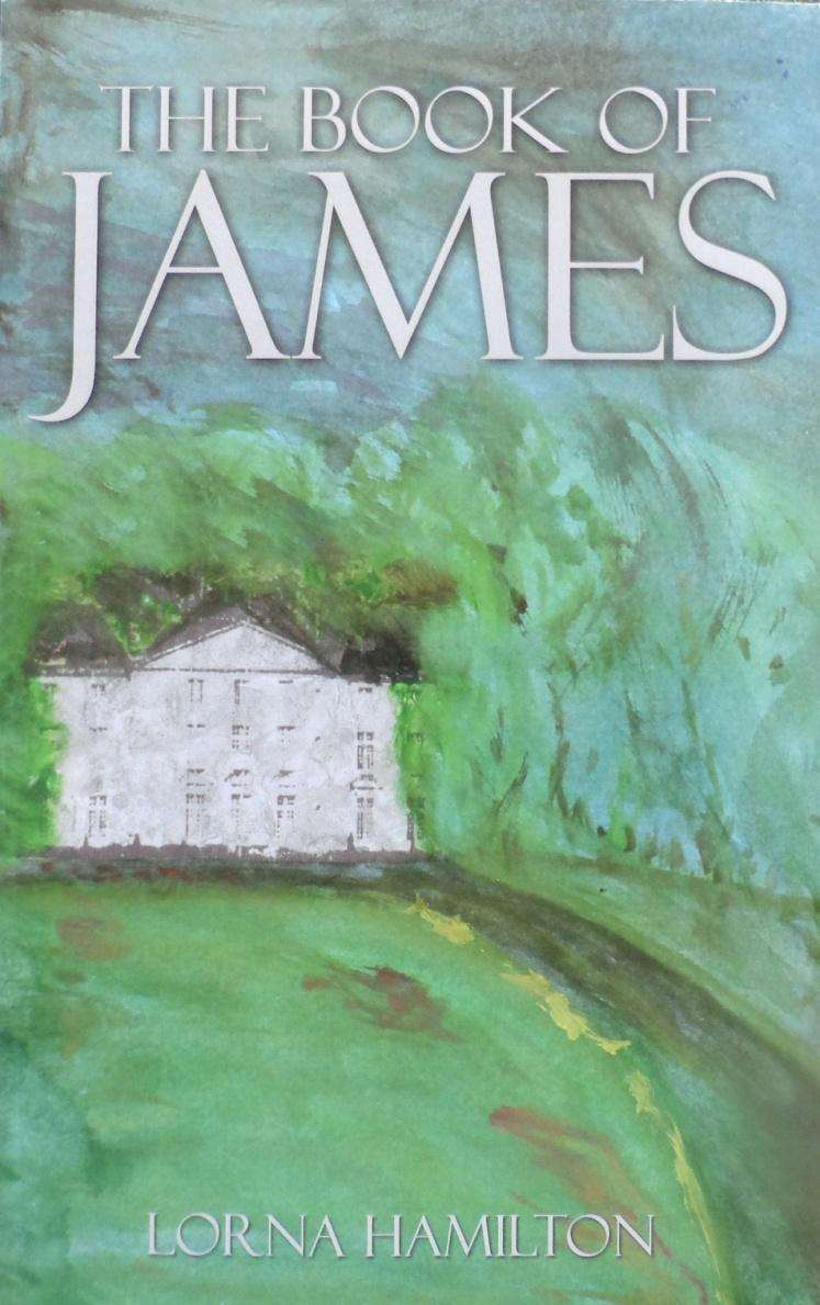 The Book of James Written and Published by Lorna Hamilton, 2007 Lorna was born in Deloraine, Manitoba.