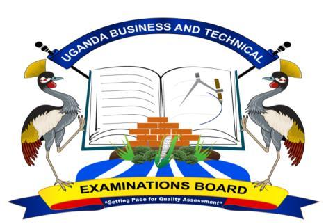 UGANDA BUSINESS AND TECHNICAL EXAMINATIONS BOARD (UBTEB) THE SPEECH OF THE CHAIRPERSON OF THE BOARD ON THE RELEASE OF THE NOVEMBER/DECEMBER 2017