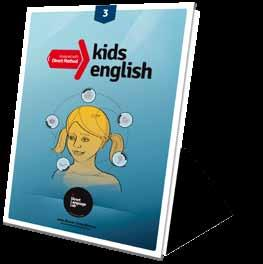 Kids English designed with Direct Method (Books 0-6) All the benefits of the Direct Method served KIDS style.
