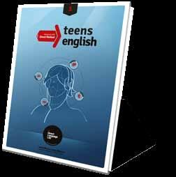 Teens English designed with Direct Method (Books 1-4) The coursebook combines the advantages of the direct and communicative methods.