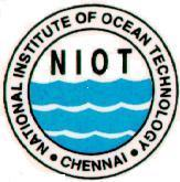 NATIONAL INSTITUTE OF OCEAN TECHNOLOGY (Ministry of Earth Sciences, Govt.