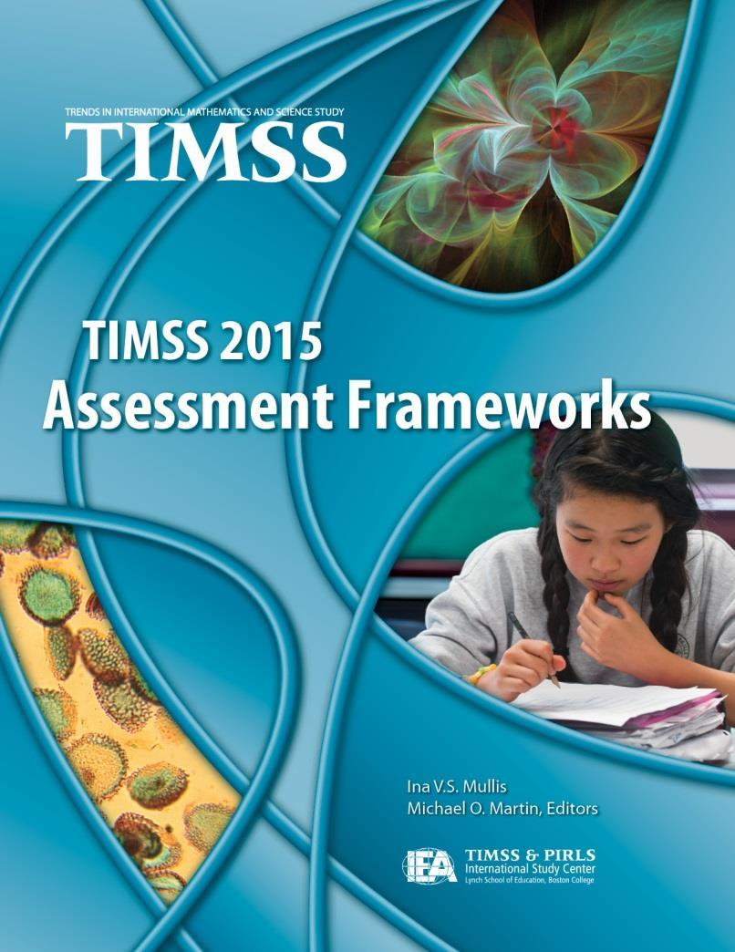 TIMSS 2015 Assessment Frameworks Mathematics Fourth grade Numeracy