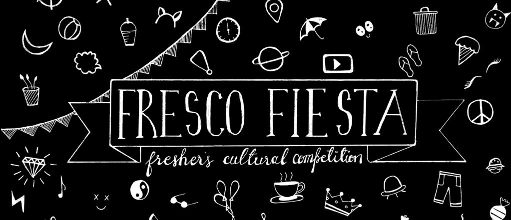 Himali Goel IIT Goa, established in the year 2016, held its first Freshers Party--Fresco Fiesta, on August 13, 2017 to welcome its new batch of students with immense zeal and glee.