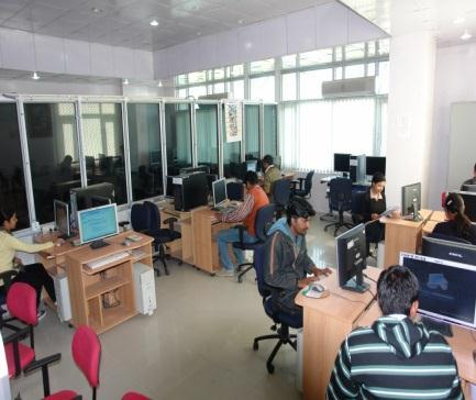 Laboratories VLSI DESIGN & SIMULATION LAB The pride & honor of ECE department, this lab is just set to raise the eminence and elegance of the E&CED, Equipped with the modern EDA softwares like
