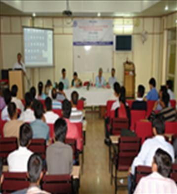 Short Term Training Programme on Microcontroller Based Designing (MBD- 12): MBD-12 was organized under SMDP-II, SPEC and Continuing Education on 24th & 25th March 2012 for UG and PG students of NIT