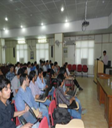 Workshop on MATLAB for Engineering Applications (MAT-12) was organized under SMDP