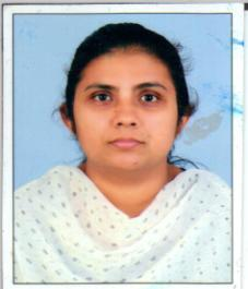 10.13 I Name of Staff* GEEVA GEORGE Assistant Professor Date of Joining the Institution 18/2/2012 HONOURS 4.