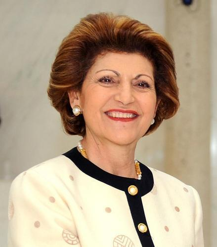 Acknowledgements to a Cypriot VIP (VIW): Androulla Vassiliou, European